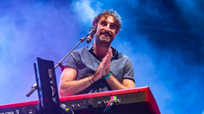 IN FOCUS: The Coronas + Tom Odell and Roe @ CHSq 2019, Custom House Square, Belfast 15