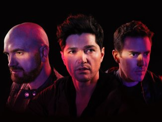 THE SCRIPT share their brand new single 'The Last Time' - Watch Video