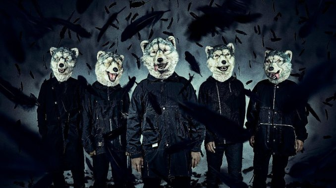 Japanese superstars MAN WITH A MISSION release new single 'Dark Crow'