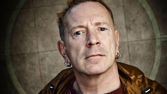 JOHN LYDON announces one-off 54-date UK spoken word tour for autumn 2020