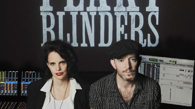 ANNA CALVI shares 'You're Not God' - from the Peaky Blinders soundtrack