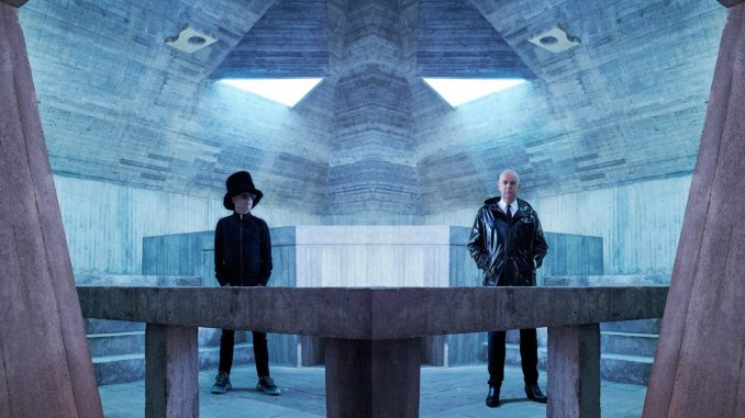 PET SHOP BOYS announce details of their new studio album, 'Hotspot' released on 24th January 2020 1