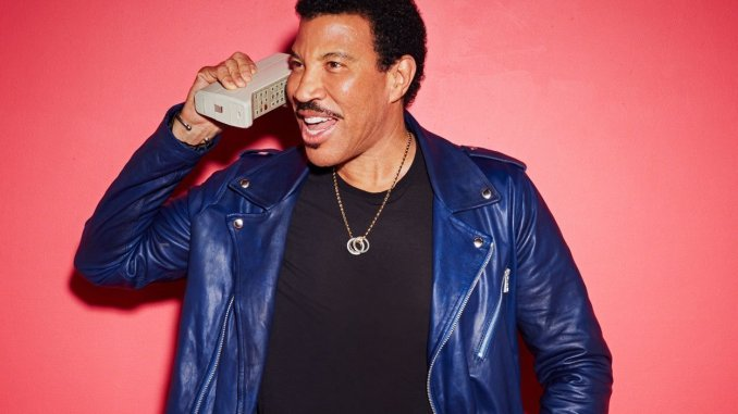 LIONEL RICHIE announces his largest ever Belfast show at Belsonic in Ormeau Park, Sunday, June 7th 2020