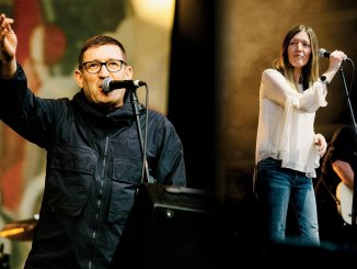 PAUL HEATON & JACQUI ABBOTT return to Belfast's Ulster Hall on Sat 11th April