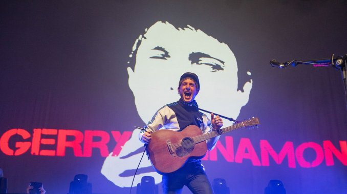 GERRY CINNAMON announces his biggest Belfast headline show to date at Belsonic, Ormeau Park on Saturday, June 20th 2020 1