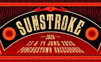 SUNSTROKE 2020 - Irelands New Alternative Rock Festival Announced for Next Summer 1