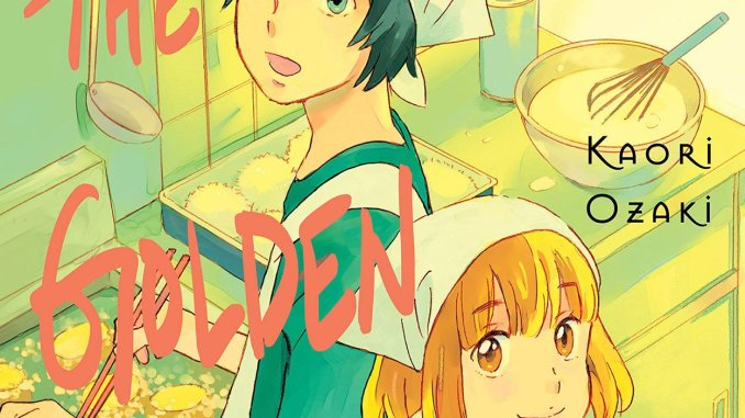 BOOK REVIEW: The Golden Sheep (part two) By Kaori Ozaki