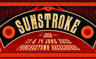 SUNSTROKE 2020 – Irelands New Alternative Rock Festival - Day by Day Artist Line-up Confirmed