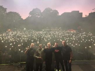 Irish rock legends ASLAN announce a headline Belfast show at The Limelight 1 on Friday April 3rd