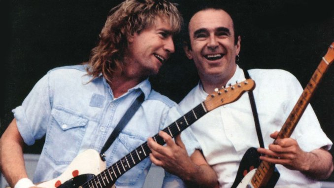 STATUS QUO Announce Deluxe editions of 'Perfect Remedy', 'Rock 'Til You Drop' and 'Thirsty Work' 5
