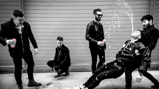 KING KARTEL announce the release of their brand new single 'Be Mine', out 7th February