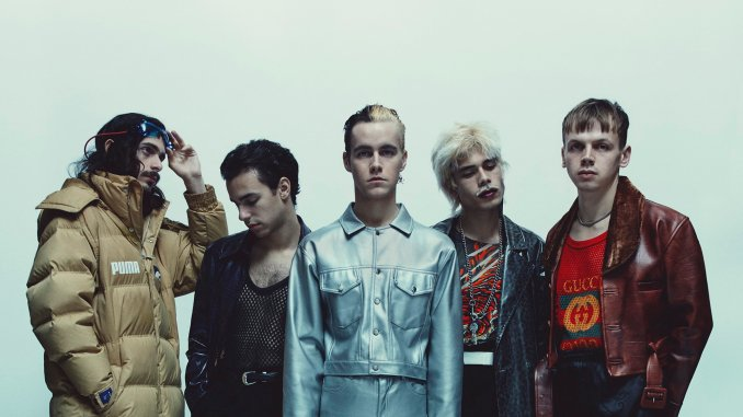 HMLTD - Share New Track 'Blank Slate' ahead of debut album 'West Of Eden' out 7th Feb 1