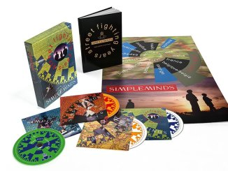 SIMPLE MINDS Announce 'Street Fighting Years' box set, out 6th March