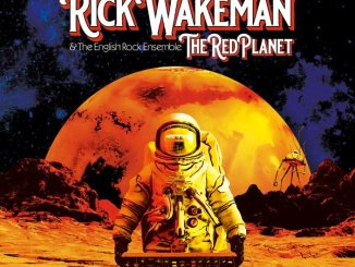 "Keyboard Legend RICK WAKEMAN & THE ENGLISH ROCK ENSEMBLE Return To Prog On New Album ""The Red Planet"" 1"