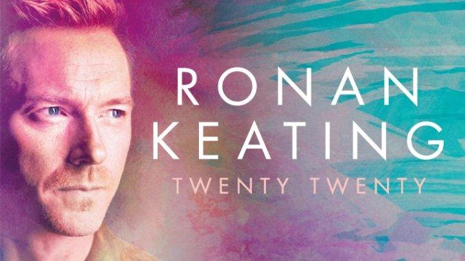 RONAN KEATING Announces headline Belfast show at Botanic Gardens on Friday 5th June