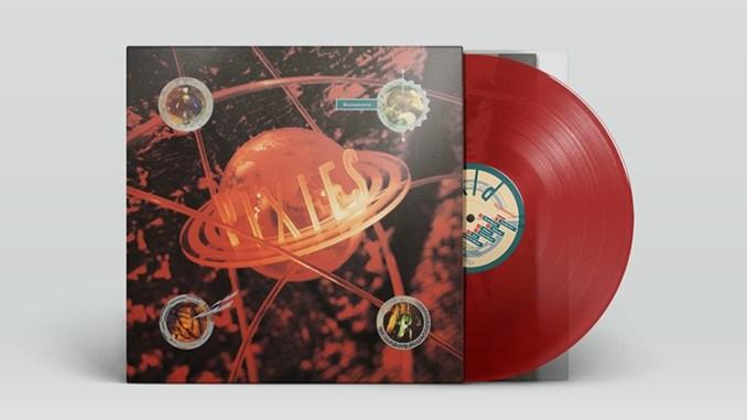 Bossanova 30th Anniversary Limited Red Vinyl Edition