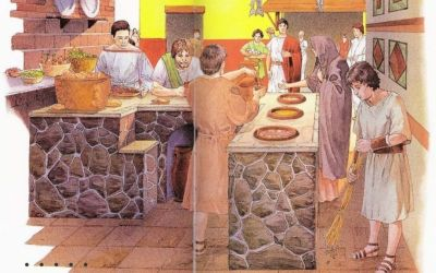 WHAT WAS THE THERMOPOLIUM?