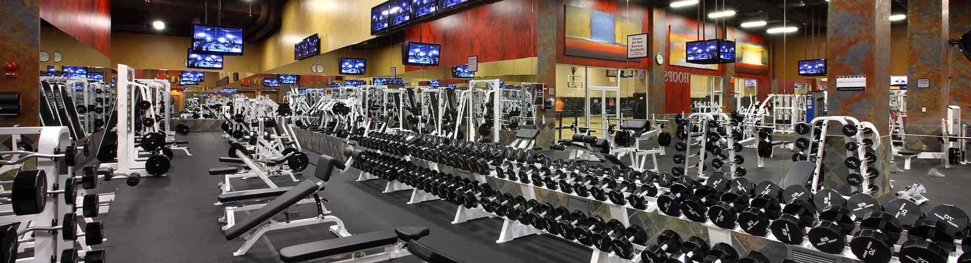 Alexandria Virginia Gym Amenities Washington DC Gym