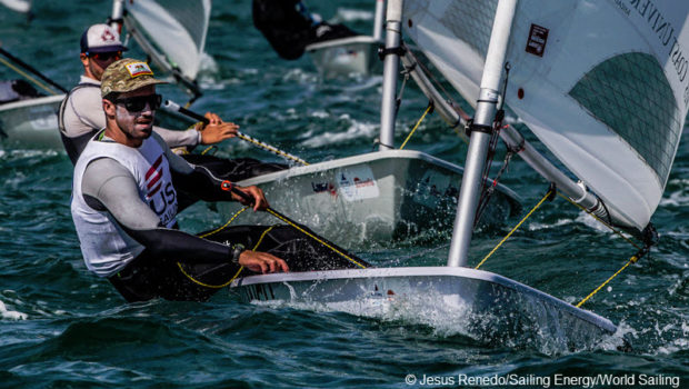 Sailing competitions at the 2020 summer olympics in tokyo are scheduled to take place from 25 july to 4 august 2021 at the enoshima yacht ha. Laser - Olympic Worldcup 2019 - Miami FL, USA   XS Sailing