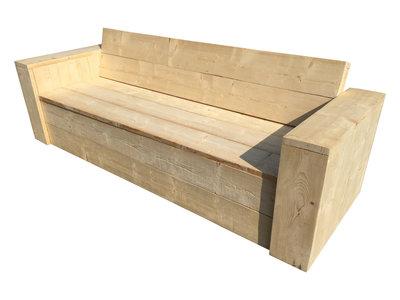 Steigerhout meubel bouwpakketten uit voorraad  xsteigerhout