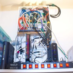 Structured Media Panel Diagram Great White Shark Wiring Retro Updates