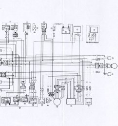 yamaha xt 600 wiring diagram wiring diagram show [ 1200 x 793 Pixel ]