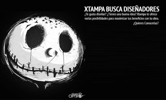 Xtampa busca ilustradores de Camisetas