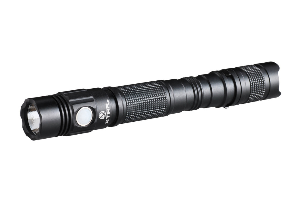 WK40 U2 Sirius EDC Torch – Standard AA Batteries Compatible (None Li-ion)