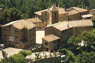 Castell de lAreny (Berguedà)