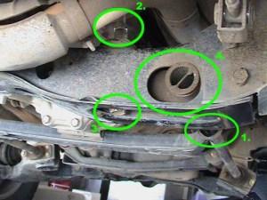 Toyota surf torsion bar adjustment