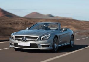 Mercedes SL klasse