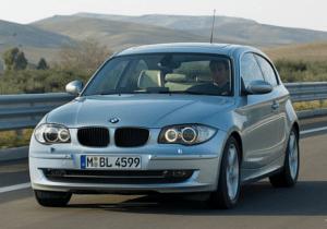 BMW 1-Serie E8x 2007