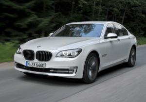 BMW 7-Serie 2009