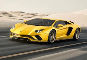 Lamborghini Aventador 2011