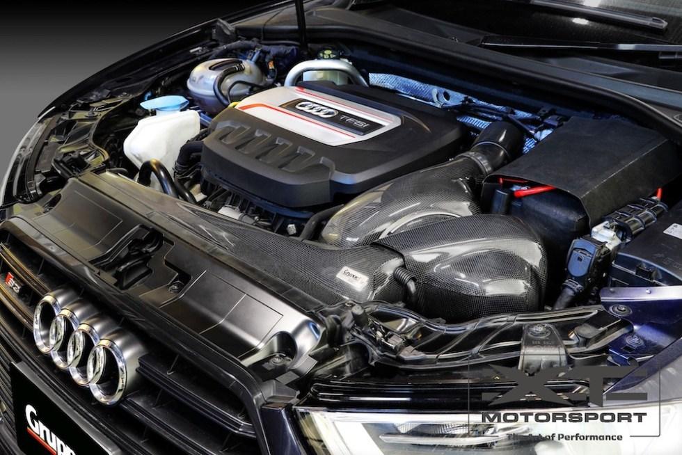 gruppe M carbon intake XT motorsport 5