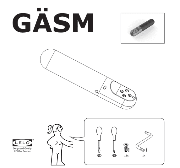 News : GӒSM the first ever 100% eco-friendly self assembly