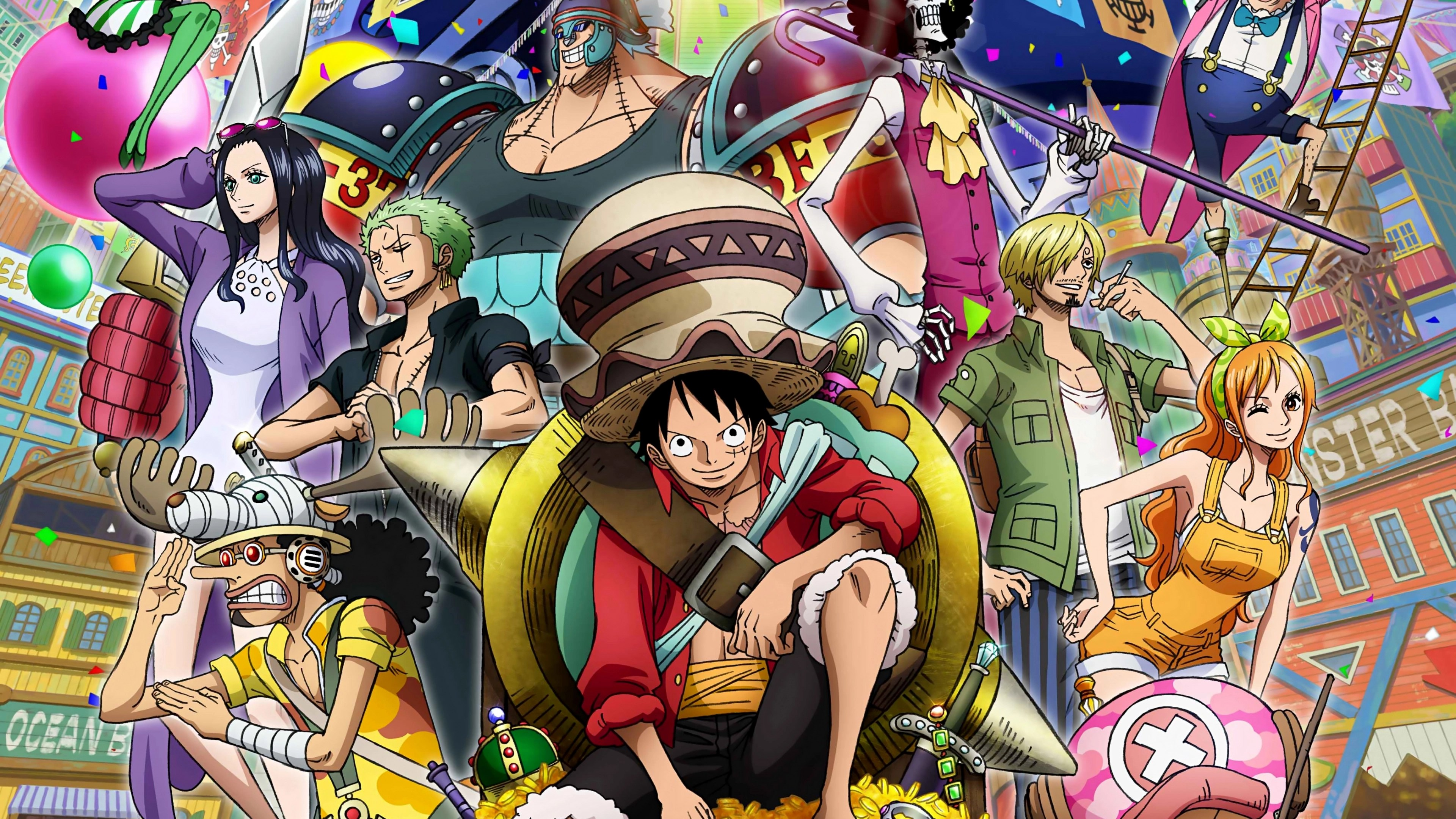 The best quality and size only with us! One Piece Wallpaper 4k Pc - Kumpulan Wallpaper Baru