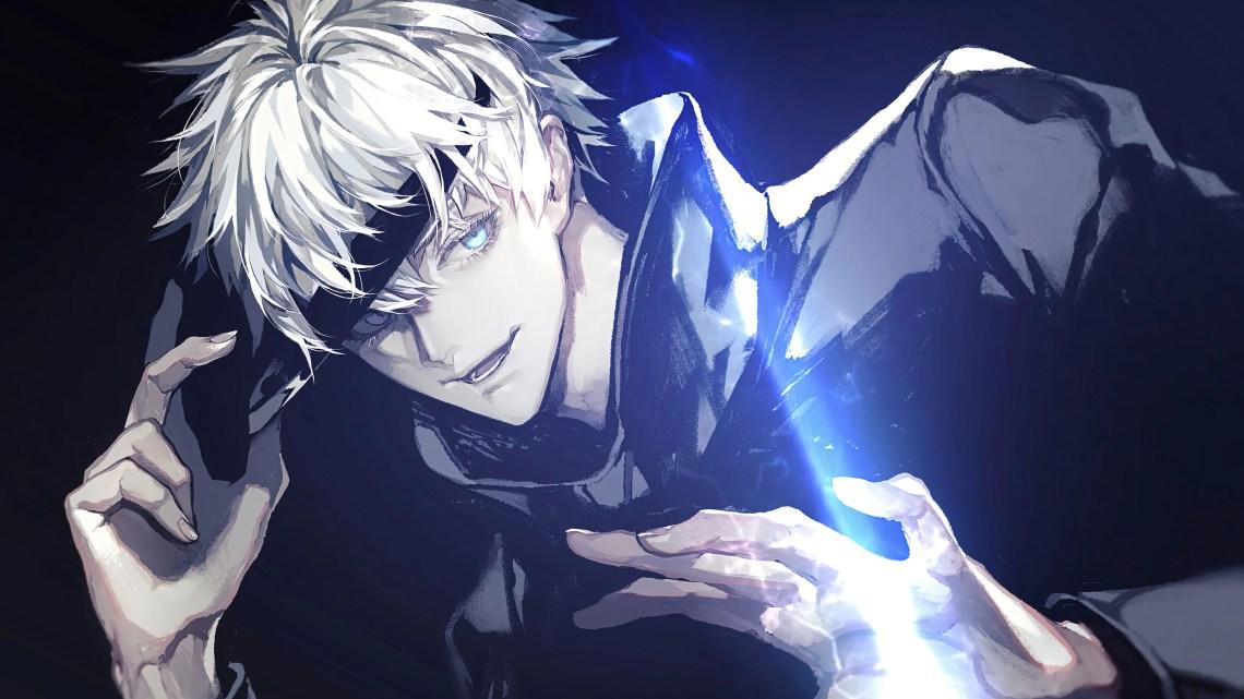 Satoru Gojo From Jujutsu Kaisen Anime Wallpaper 4k Ultra Hd Id 7689