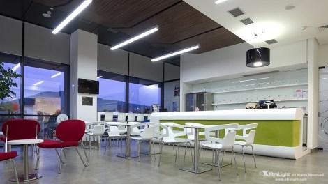 SAS LED | Slim Architectural Strip Retail Application