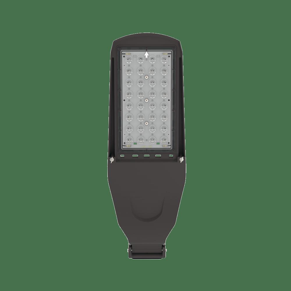 Viento Medium Area & Site Roadway LED Bottom View XtraLight LED Solutions