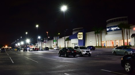 Retail Parking Lot 02
