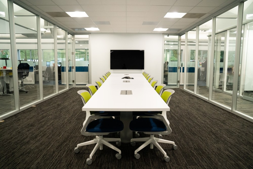 LED Recessed Office Lighting XtraLight Manufacturing, Ltd.