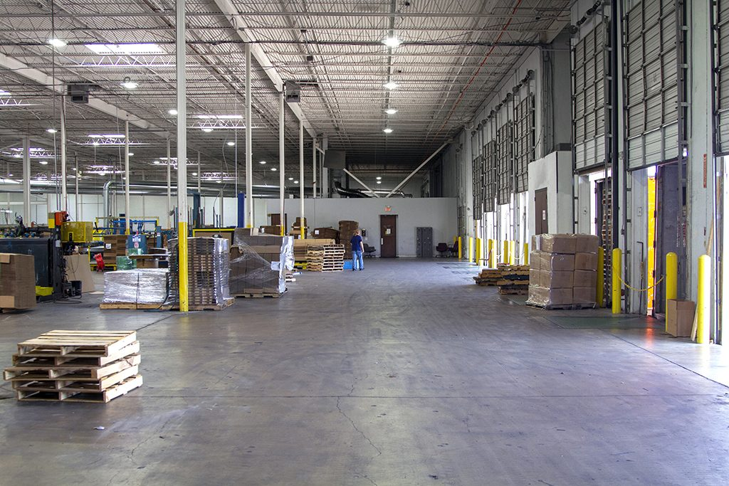 XtraLight Southern Container Industrial LED Case Study