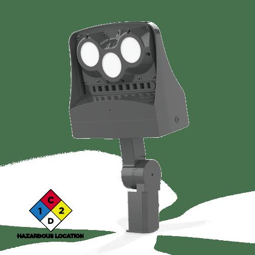 Viento Class 1 Division 2 Hazardous Location LED Flood Light Small XtraLight LED Solutions