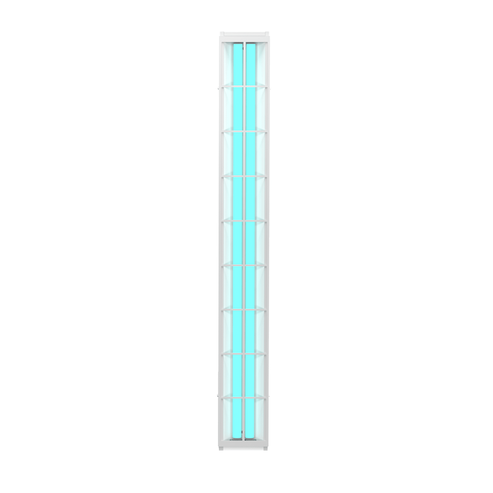 UVC 4ft Bottom Isometric View XtraLight LED Solutions