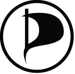 Signet der Piratenpartei