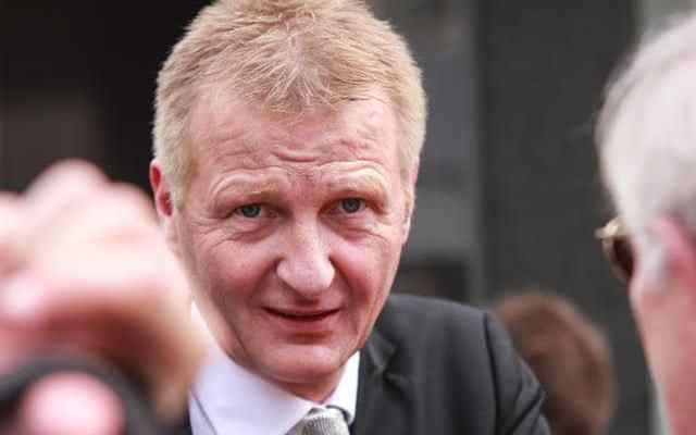 NRW-Innenminister Ralf Jäger (SPD) Foto: Thomas Rodenbücher