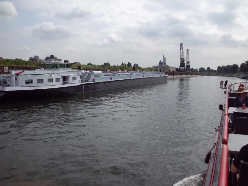 Ruhrorter Hafen 2 - (c) Reinhard Matern