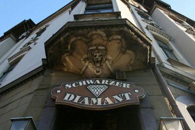 Von wegen schäbig: Wertvolle Baudenkmäler wie der Schwarze Diamant fielen der Abrissbirne zum Opfer. (Foto: Katrin Gems)