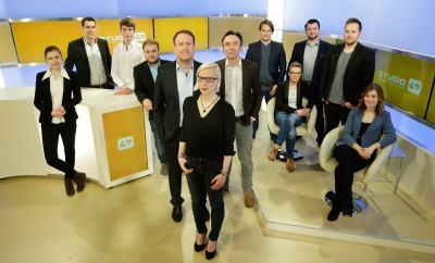 Das STUDIO 47-Team freut sich auf den Frühlingsanfang bei Duisburgs regionalem TV-Sender. (Foto: STUDIO 47)